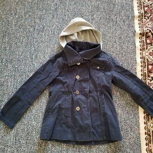 hurley outerwear cargo jacket